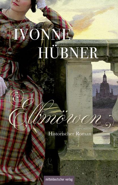 Elbmöwen von Ivonne Hübner, Cover mit freundlicher Genehmigung von mitteldeutscher verlag
